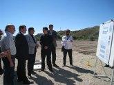 La Consejería de Cultura y Turismo invierte 398.000 euros en el nuevo Pabellón Polideportivo de Ricote