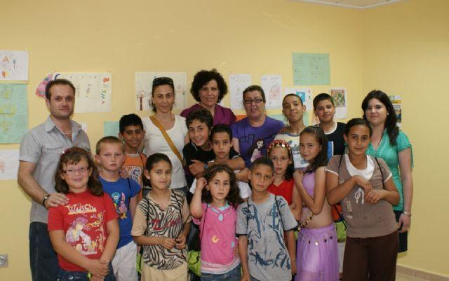 Puerto Lumbreras fomenta la integración educativa de inmigrantes menores a través del programa 'Educa para la Diversidad' - 1, Foto 1