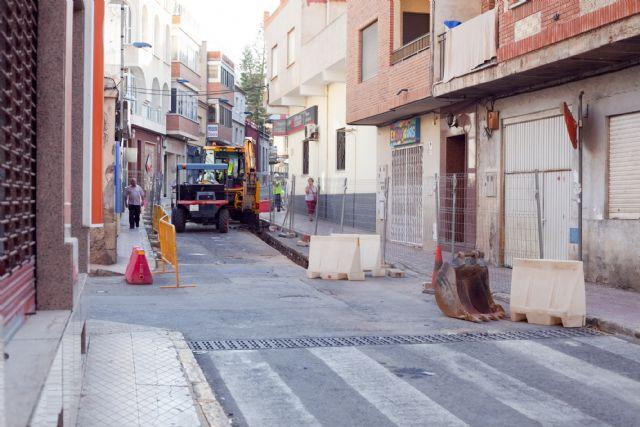 Obras en la calle del Pino - 1, Foto 1