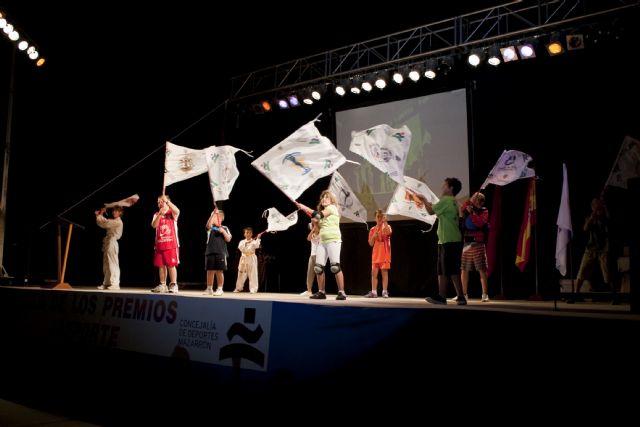 Mazarrón premia en una gala a sus mejores deportistas - 1, Foto 1