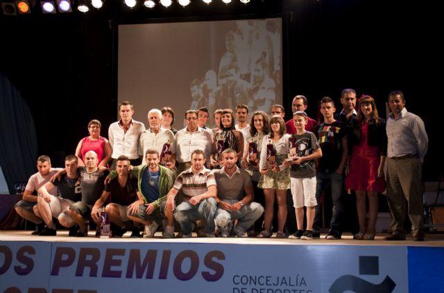Mazarrón premia en una gala a sus mejores deportistas - 2, Foto 2