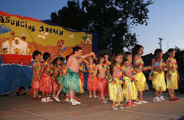 Los centros educativos de Puerto Lumbreras clausuran el curso con las tradicionales fiestas - 2, Foto 2