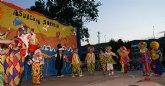 Los centros educativos de Puerto Lumbreras clausuran el curso con las tradicionales fiestas
