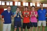 Tenis de Mesa. Finaliza la temporada con el TOP 8