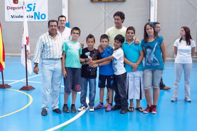 El deporte escolar atrae a cerca de dos mil niños  y niñas mazarroneros - 1, Foto 1