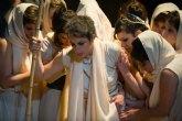 Mañana se puede ver en San Javier el montaje fin de carrera de los alumnos de la ESAD, 'Mujeres', de Luis Masci, dirigido por César Oliva