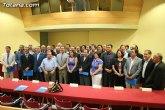 El alcalde de Totana y el consejero de Política Social suscriben un convenio por 114.847 euros