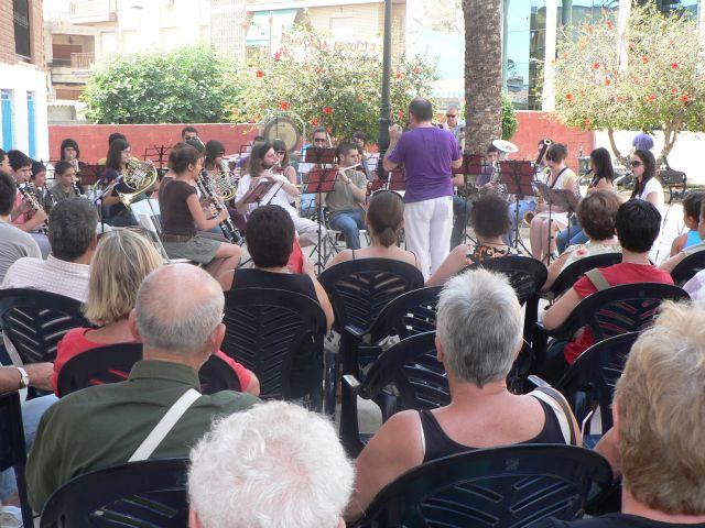 Mazarrón conmemora el ´Día Internacional de la Música´ - 1, Foto 1