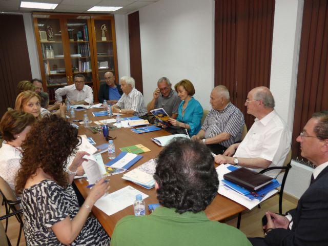 El Patronato de la Fundación de Estudios Médicos de Molina de Segura elige como nuevo presidente al Profesor José Antonio Lozano Teruel - 1, Foto 1