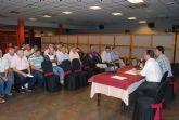 El director general de Patrimonio Natural y Biodiversidad y el concejal de Agricultura participan en las jornadas sobre 'Seguros Agrarios'