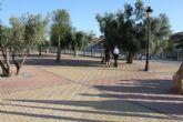 Inaugurado un jardín en Torre-Pacheco en homenaje a José Marin Soto
