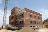 Las obras del nuevo edificio del Parque de Seguridad cumplen sus plazos