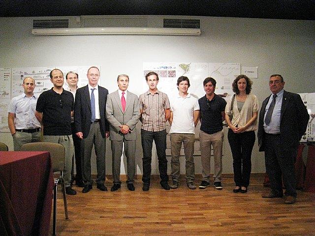 Obras Públicas impulsa un plan de integración urbana del entorno del Río Segura en el municipio de Beniel - 1, Foto 1