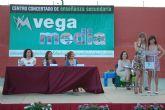 150 alumnos del CES Vega Media de Alguazas se gradúan