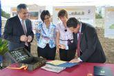 Comienzan las obras del nuevo Centro Público de Educación Infantil de San Pedro del Pinatar