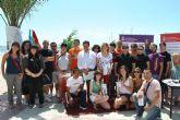 Refuerzo escolar en la playa, talleres y ludoteca de la igualdad en el Verano Joven
