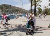 Cartagena recibe al buque Aidavita con 2.030 turistas