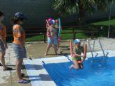 La piscina municipal del complejo deportivo 'Valle del Guadalentín' de El Paretón abre hoy sus puertas de forma oficial con entrada gratuita
