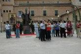 La Cruz de las Jornadas Mundiales de la Juventud visita la UCAM