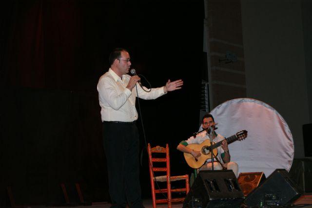 El cantaor Curro Piñana y el Ballet Riá Pitá congregan a más de 1.500 personas en la XI Edición del Festival Flamenco de Puerto Lumbreras - 1, Foto 1