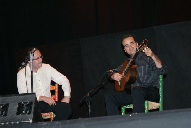 El cantaor Curro Piñana y el Ballet Riá Pitá congregan a más de 1.500 personas en la XI Edición del Festival Flamenco de Puerto Lumbreras - 2, Foto 2