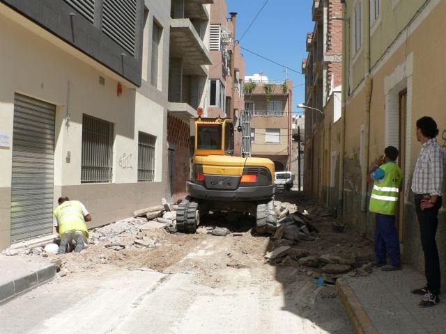 Acondicionamiento de la calle La Fundición - 1, Foto 1