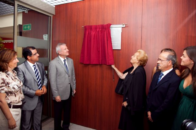 Valcárcel inaugura el centro de salud 'doctora maría ángeles alonso' - 1, Foto 1