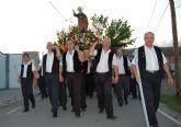 El barrio torreño de San Pedro despide sus fiestas