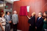 Valc�rcel inaugura el centro de salud 'doctora mar�a �ngeles alonso'