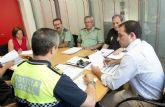 Policía Local, Policía Nacional y Guardia Civil coordinan sus efectivos de cara al verano