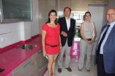 El Alcalde entrega las llaves de 10 viviendas a sus nuevos propietarios en el Barrio del Progreso