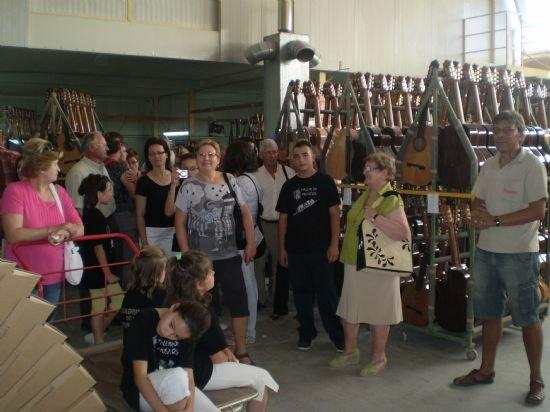 Clausura del taller de guitarra, laúd y bandurria, Foto 2