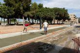 La calles Francisco de Borja y Luis Calandre se cierran por obras de asfaltado