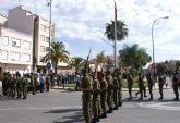 Puerto Lumbreras ultima los preparativos para la Jura de Bandera Civil del próximo domingo 4 de julio