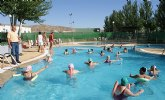 Puerto Lumbreras abre las piscinas municipales con una amplia oferta de actividades para el verano 2010