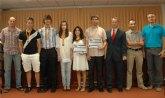 La UCAM entrega los premios de la V Olimpiada de Teleco