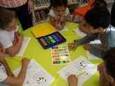 La Biblioteca de Lo Pagán fomenta la lectura