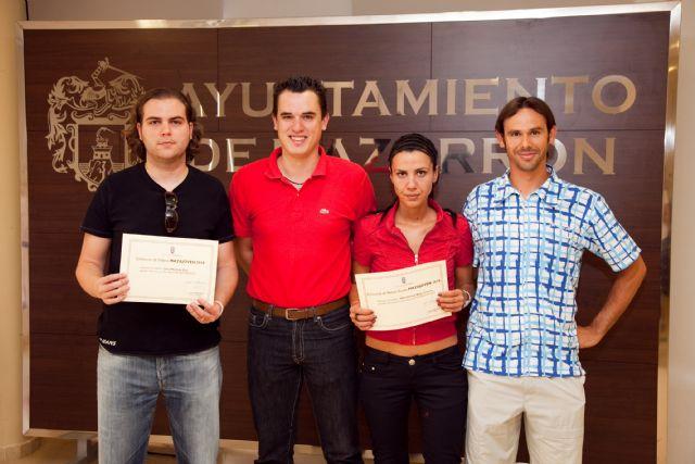 Entregados los premios de los concursos de 'vídeo' y 'relato corto' - 1, Foto 1