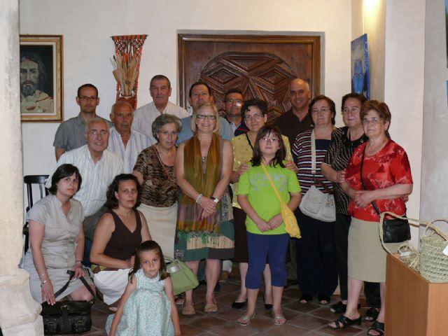 Inaugurada la I muestra de los trabajos realizados por alumnos de talleres de artesanía - 3, Foto 3
