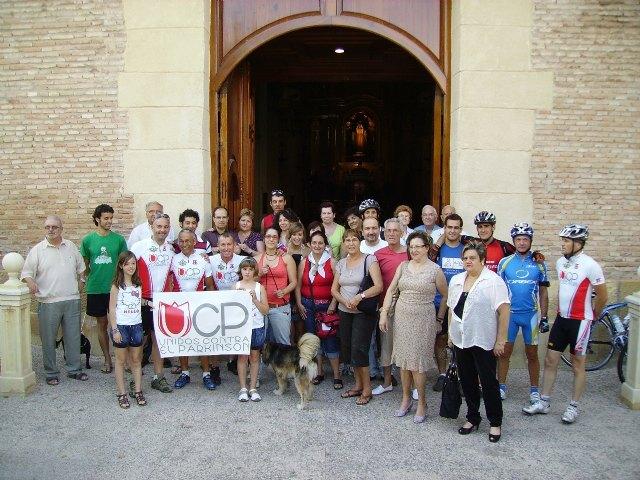 """Con la etapa Aljucer-Caravaca, hoy comienza el """"Tour de Parkinson"""" - 1, Foto 1"""