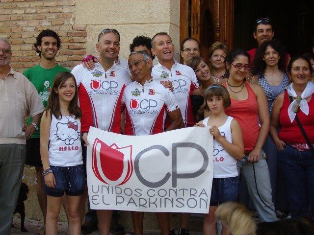 """Con la etapa Aljucer-Caravaca, hoy comienza el """"Tour de Parkinson"""" - 2, Foto 2"""