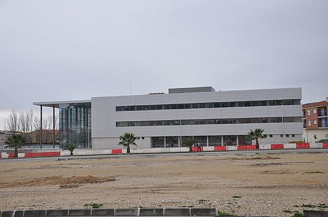 El nuevo Palacio de Justicia de Mula abre sus puertas - 1, Foto 1