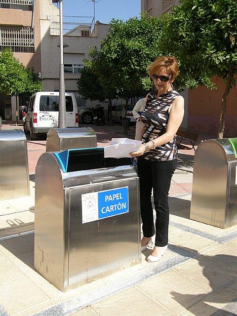 El Ayuntamiento de Lorca destina 200.000 euros para soterrar contenedores - 1, Foto 1