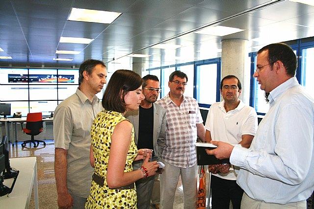 Una delegación de Polonia visita Murcia para conocer las innovaciones tecnológicas aplicadas al transporte público - 1, Foto 1