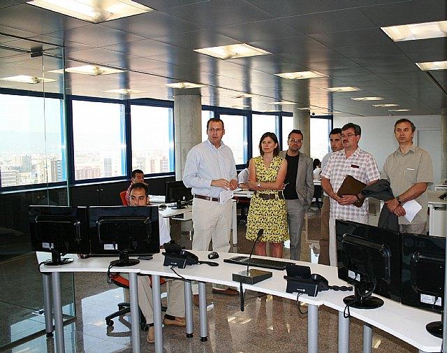 Una delegación de Polonia visita Murcia para conocer las innovaciones tecnológicas aplicadas al transporte público - 2, Foto 2