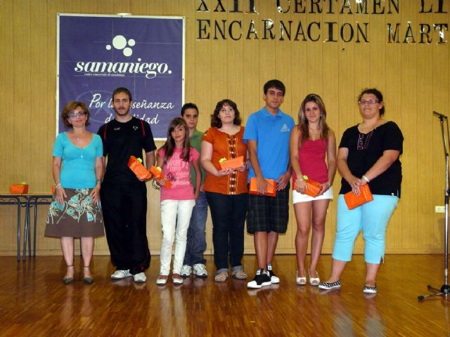 Entregados los premios de la XII Maratón de Ingenio en Alcantarilla - 1, Foto 1