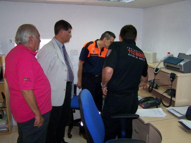 Concluyen las reformas en la base de Protección Civil de Águilas - 2, Foto 2