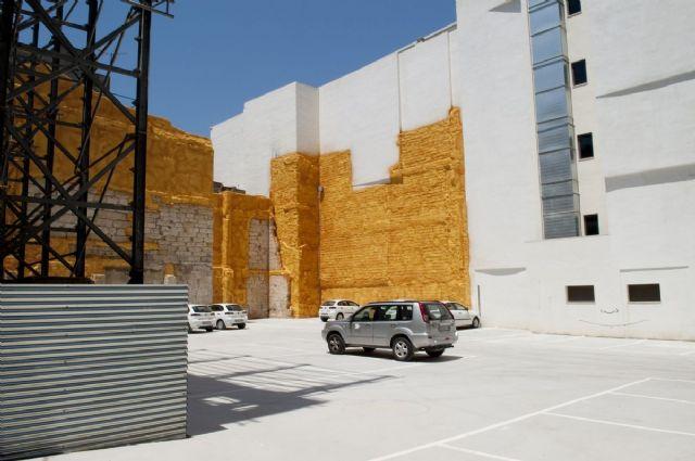 Casco Antiguo suspende la compra de aparcamientos para ahorrar - 1, Foto 1