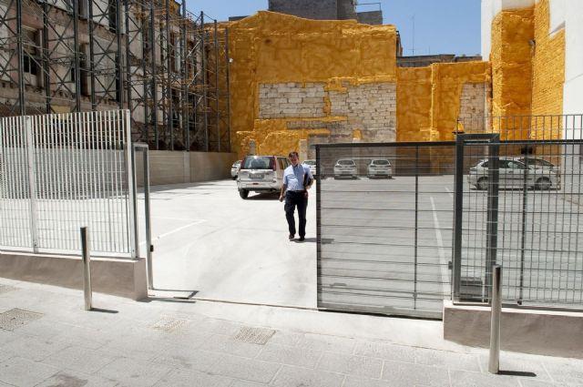 Casco Antiguo suspende la compra de aparcamientos para ahorrar - 2, Foto 2