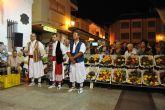 Ofrenda de frutos para San Pedro Apóstol